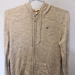 Boys Hollister Hoodie - Size Small